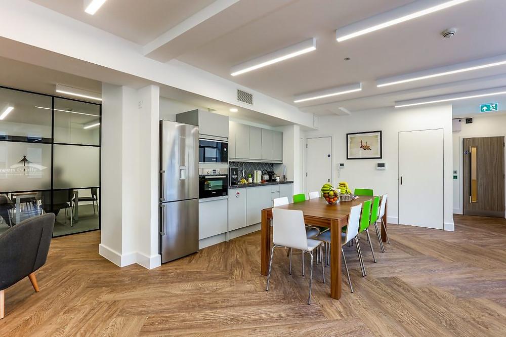 Green Giraffe Office Design & Fit Out Case Study