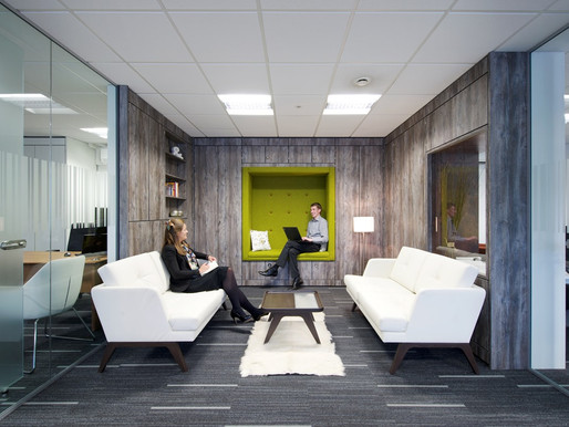 How to Use Smart Office Design to Improve Employee Safety