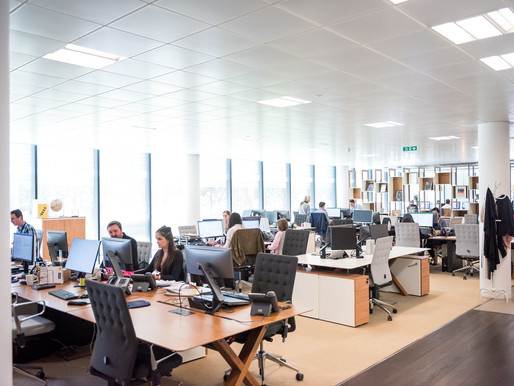 How Office Design Can Change for Different Industries