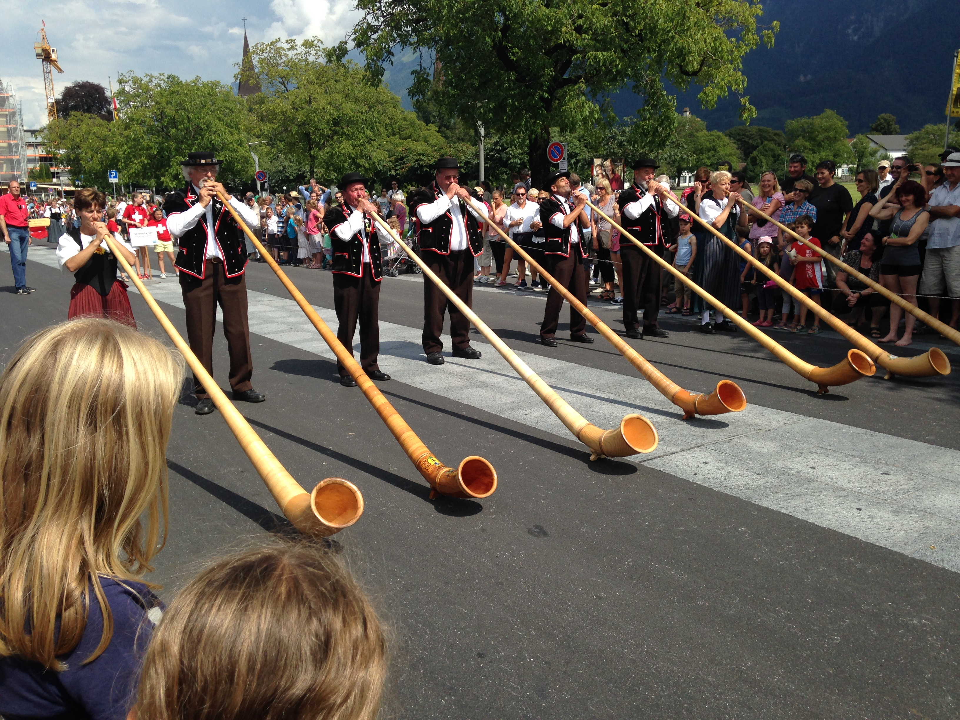The Alphorn - Beautifully Melancolic