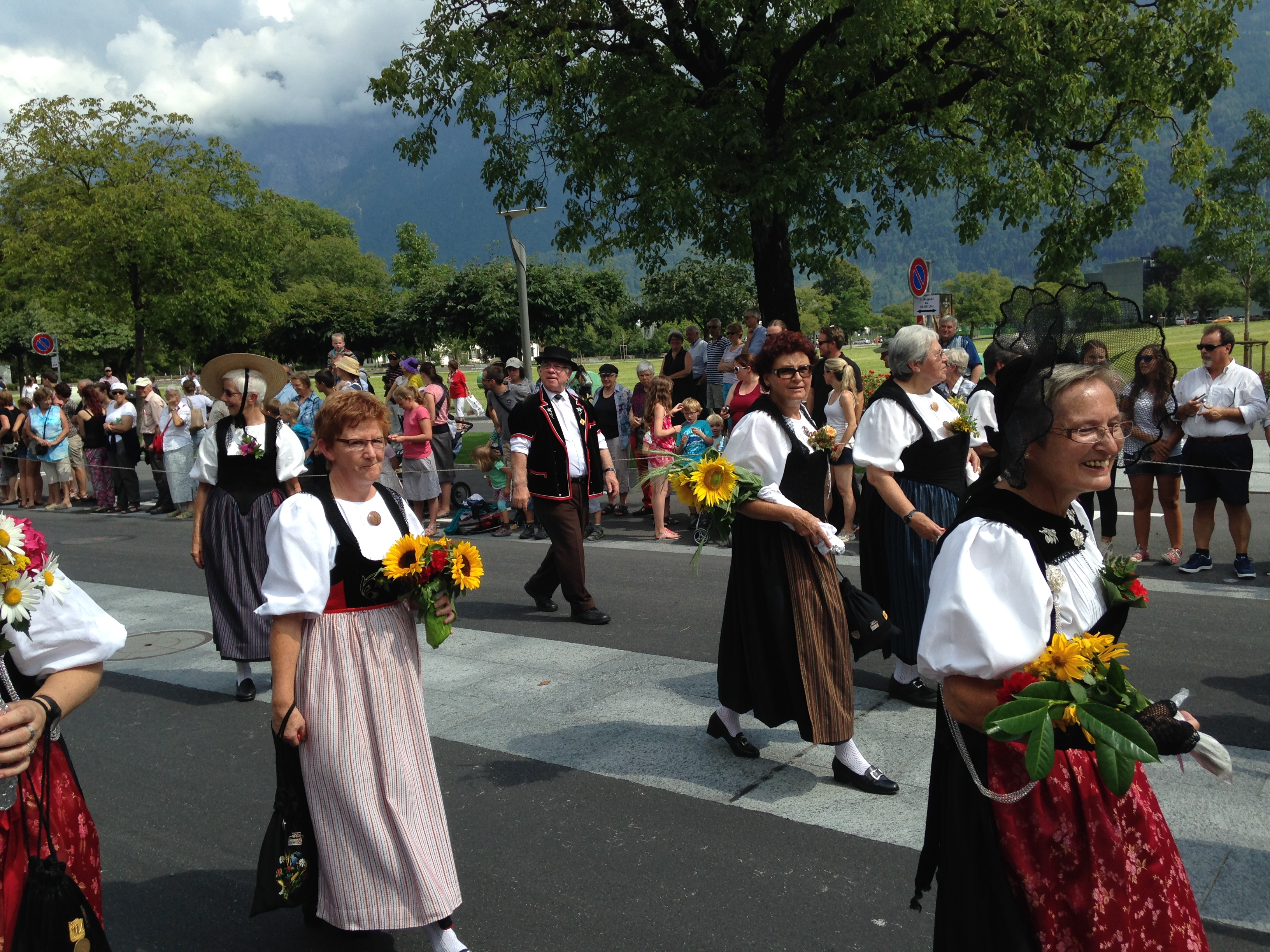 Bauerntracht - Traditional Attire