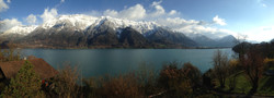 Lake Brienz View