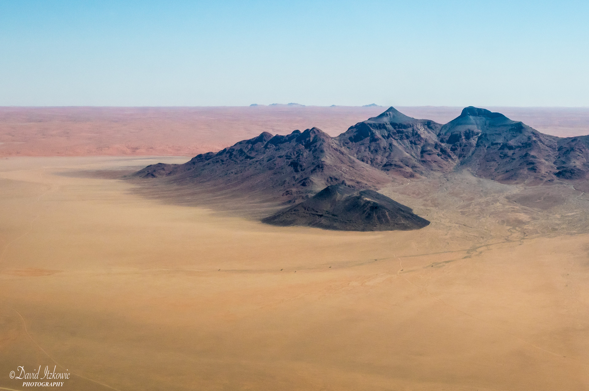 Mountains in the desert 5