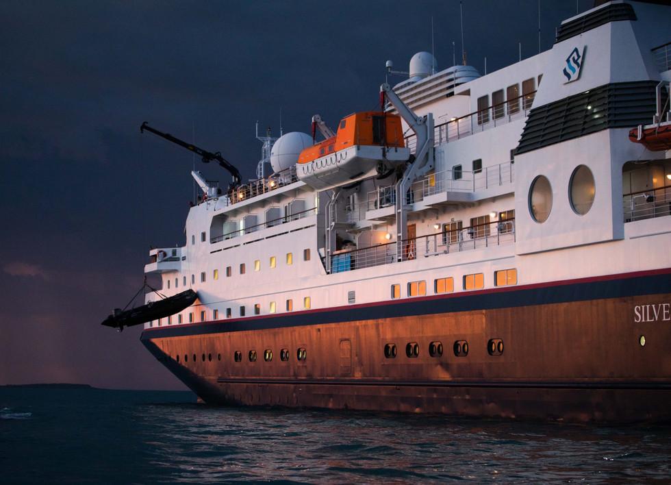 Silverseas Discoverer