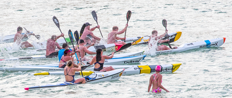 kayaks, Bondi