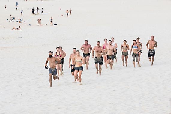 soft sand sprint, 2016