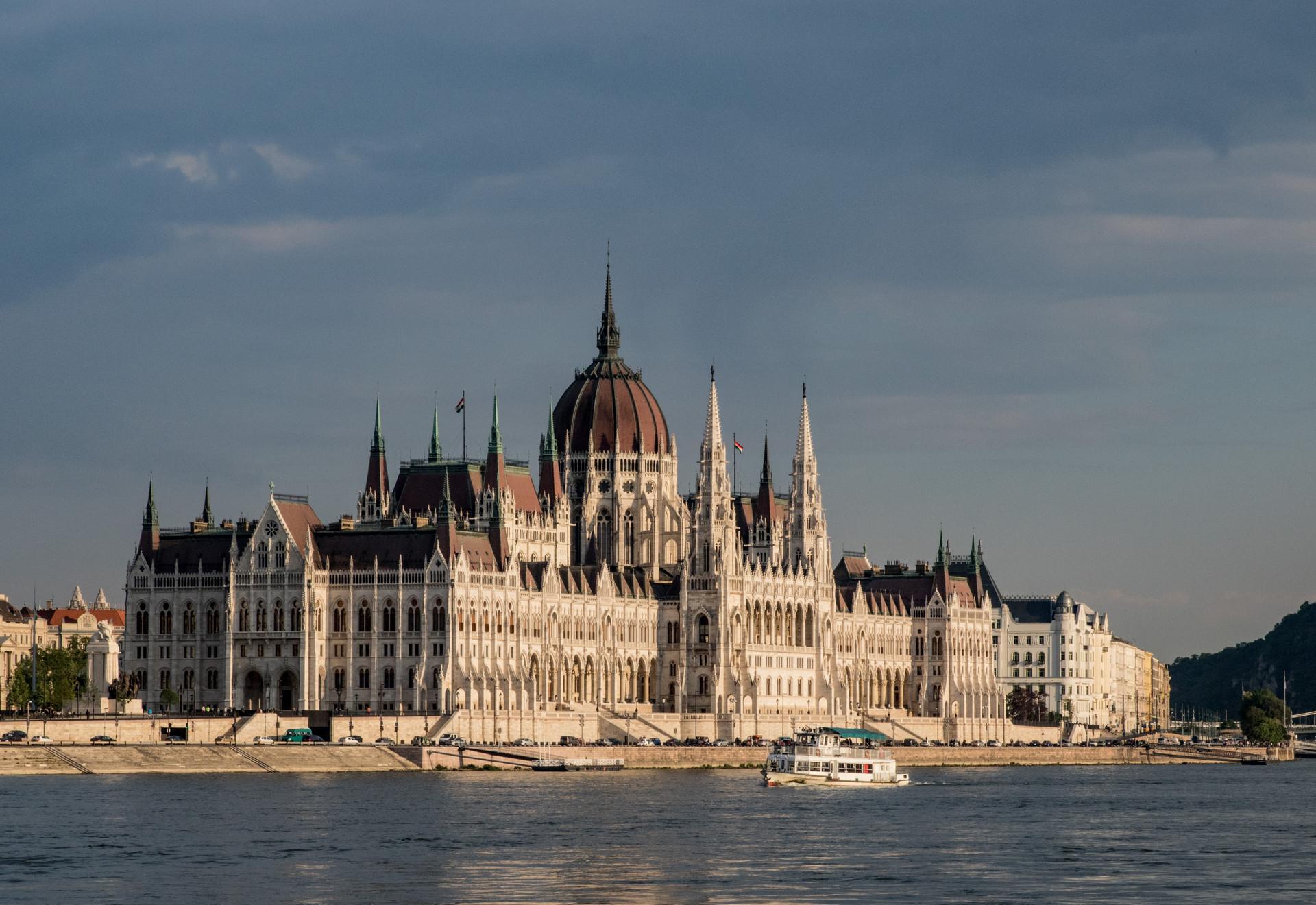 Parliament House, Budapest