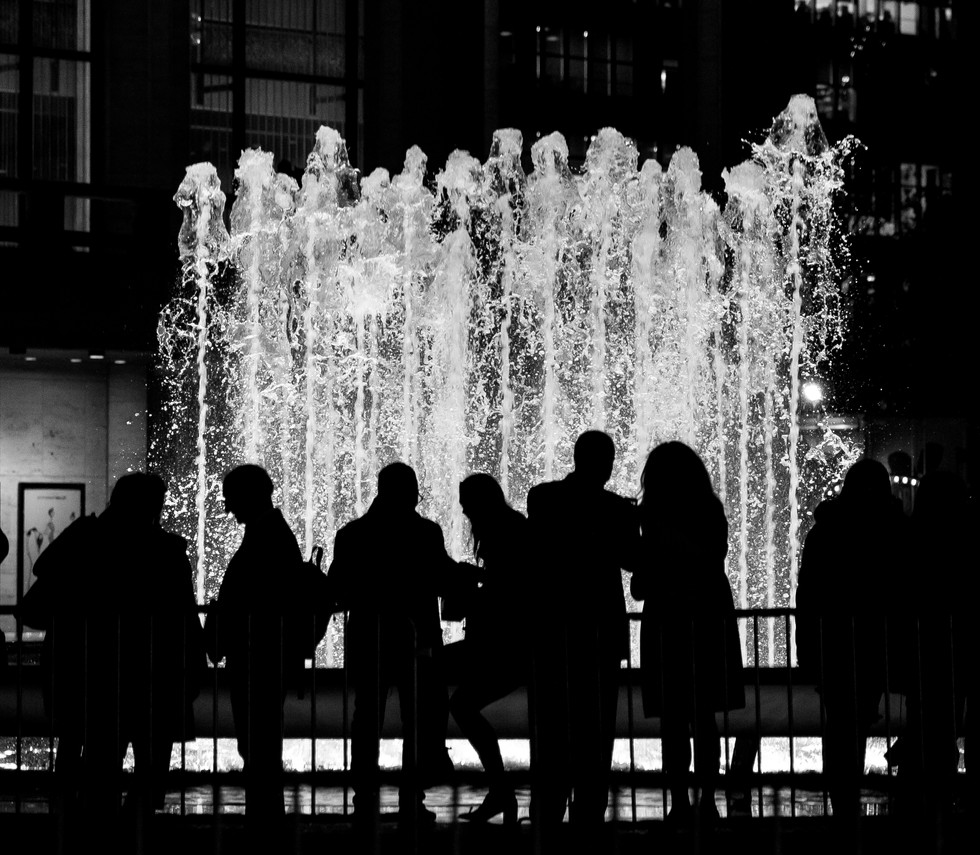 outside the Met