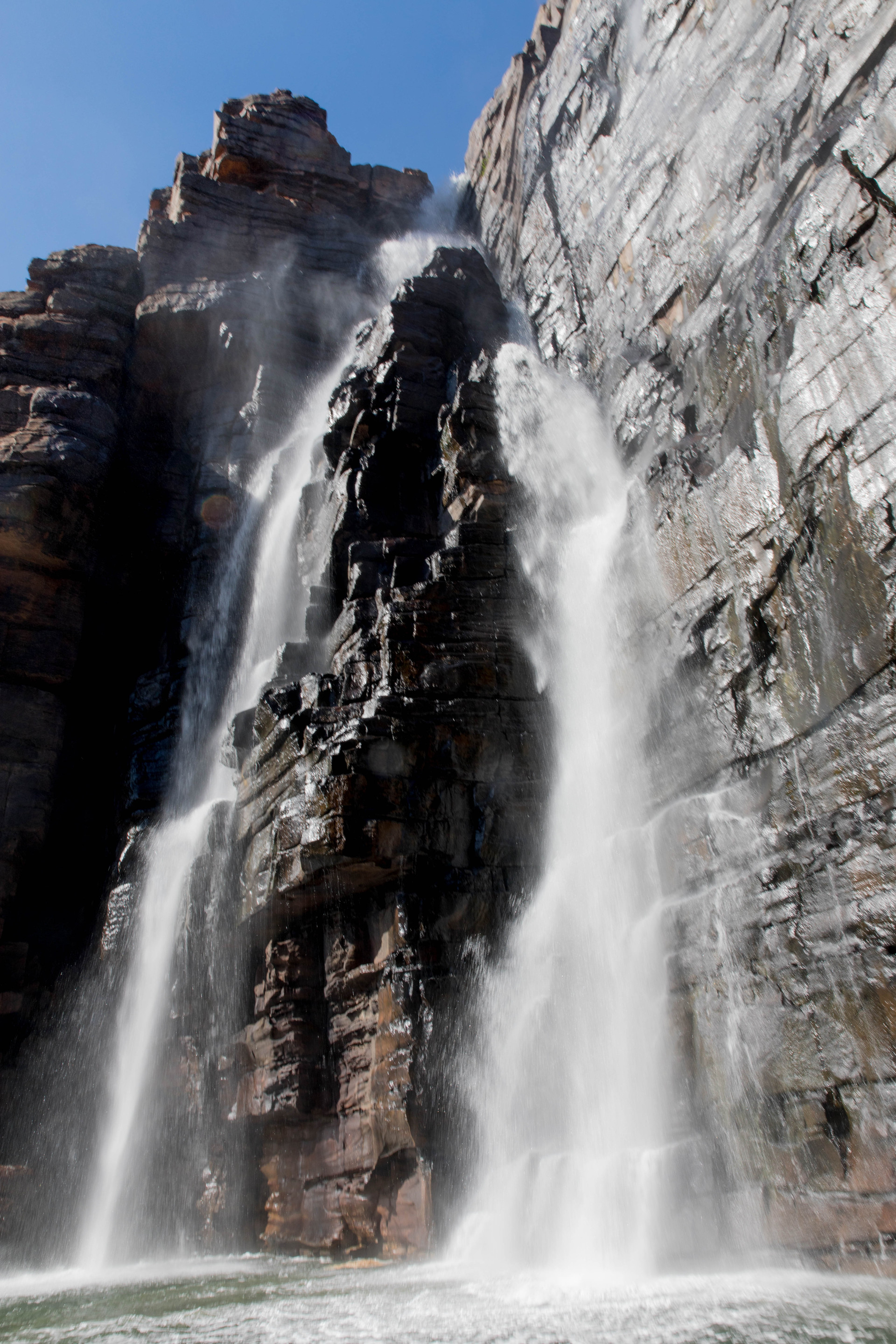 waterfall, Kimberley