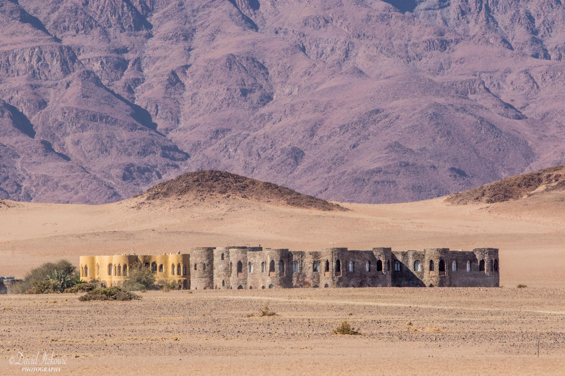 another resort in the desert