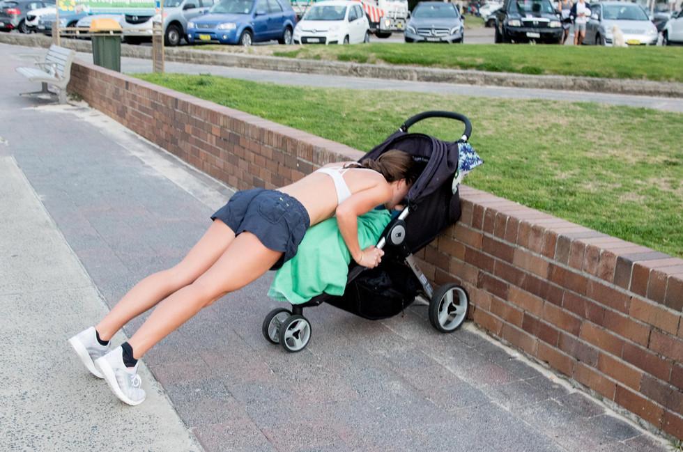 baby push-up