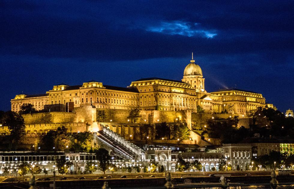 the Palace, Budapest