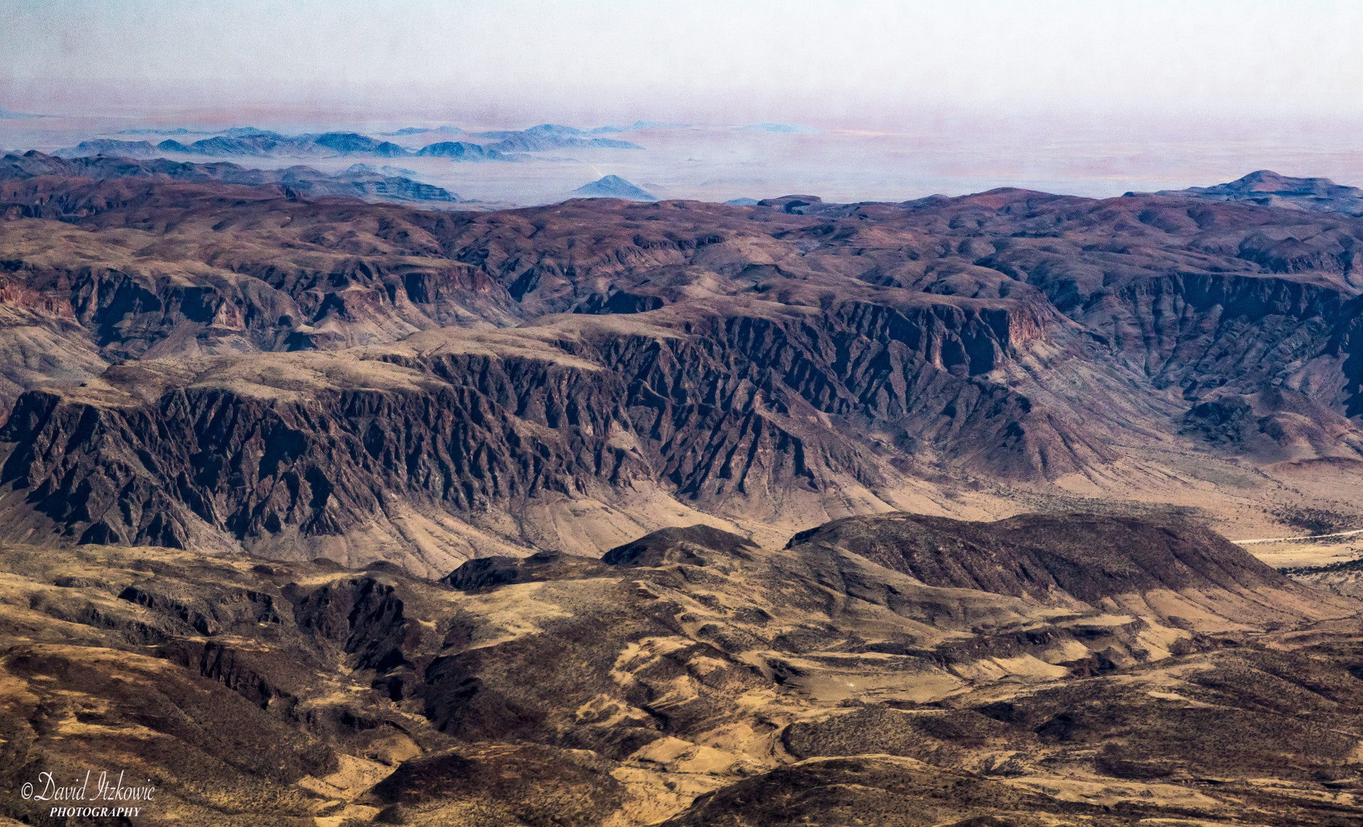 Mountains in the desert 2