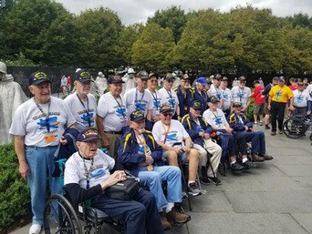 Honor Flight - Trip of a Lifetime
