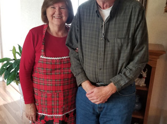Pete and Maureen Cobb RETIRE!