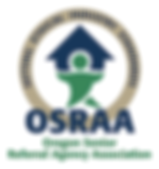 OSRAA (Oregon Senior Referral Agency Association member logo