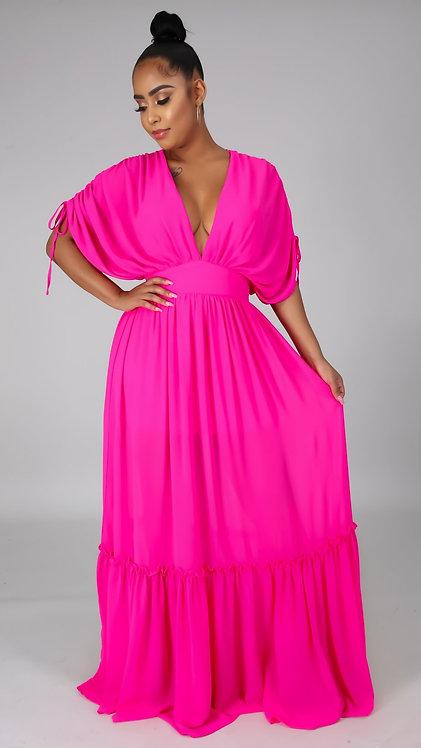 Venus maxi dress