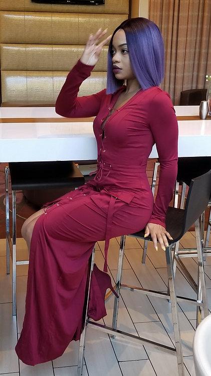 Remi maxi dress