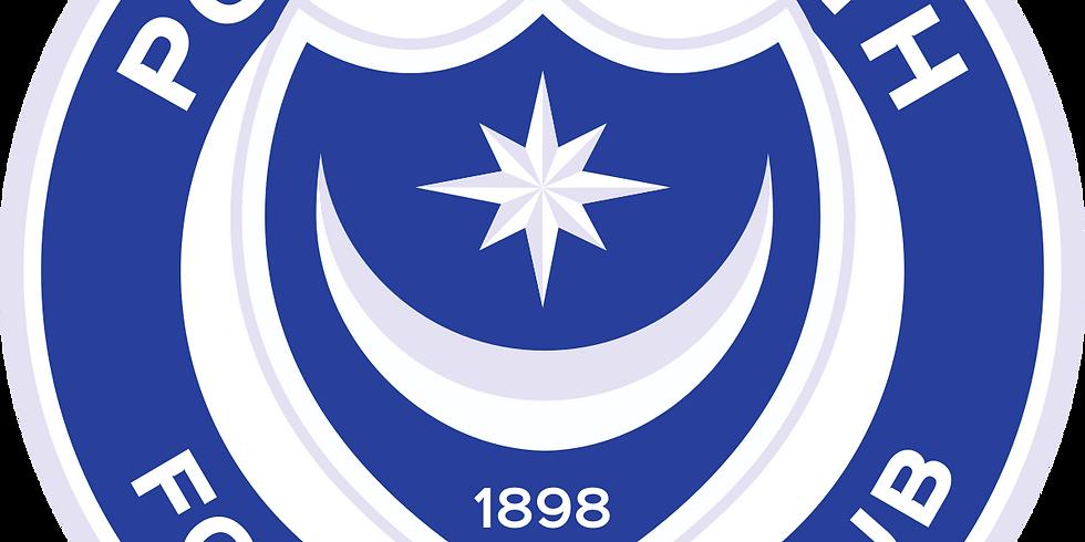 AFC Wimbledon vs. Portsmouth