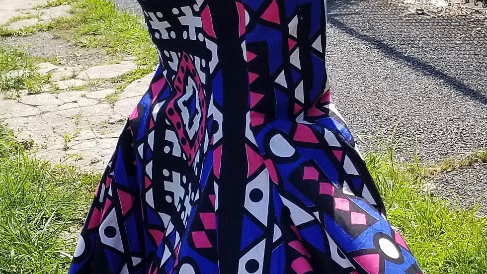 6 piece Flare skirt