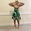 Thumbnail: High waisted Full circle skirt