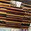 Thumbnail: Multi-colored bamboo handbag clutch
