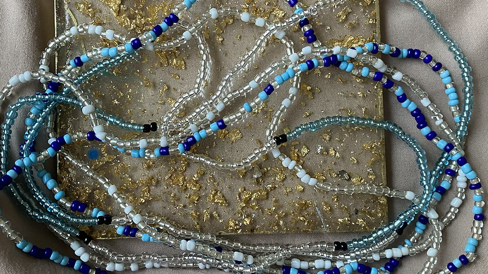 Waist beads (3 ropes)