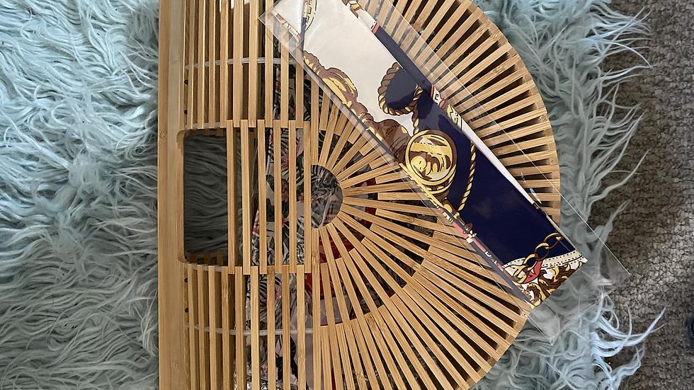 Lg Bamboo handbag
