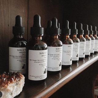 Sister of the Moon Tinctures