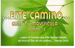 CAMINO CON C MAYUSCULA 2