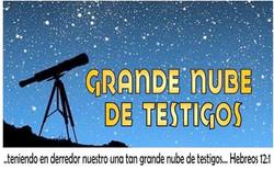 NUBE DE TESTIGOS