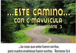 CAMINO CON C MAYUSCULA 3
