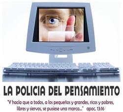 POLICIA DEL PENSAMIENTO