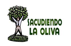 Sacudiendo la oliva