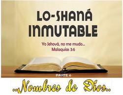 NOMRES DE DIOS 6