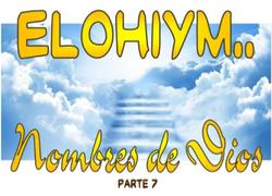 Nombres de Dios Elohiym