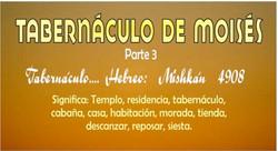 TABERNACULO 3