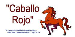 CABALLO-ROJO