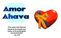 AMOR-AHAVA