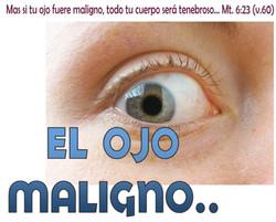 Ojo Maligno