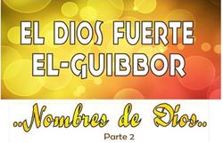 NOMBRES DE DIOS 2