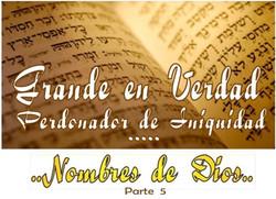 NOMBRES DE DIOS 5