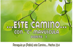 CAMINO CON C MAYUSCULA 1