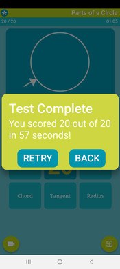 Mobile App - Best time