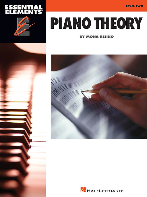 Piano Theory Level 2