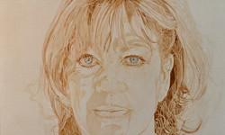 Hannie's Portrait. Estat 1