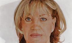 Hannie's Portrait. Estat final
