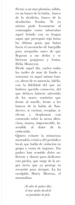 Delia Honeycut (fragmento)