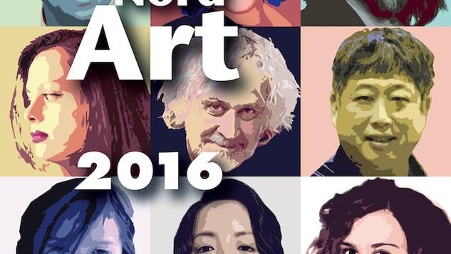 PARTICIPACIÓ A LA FIRA INTERNACIONAL D'ART CONTEMPORANI NORDART'16