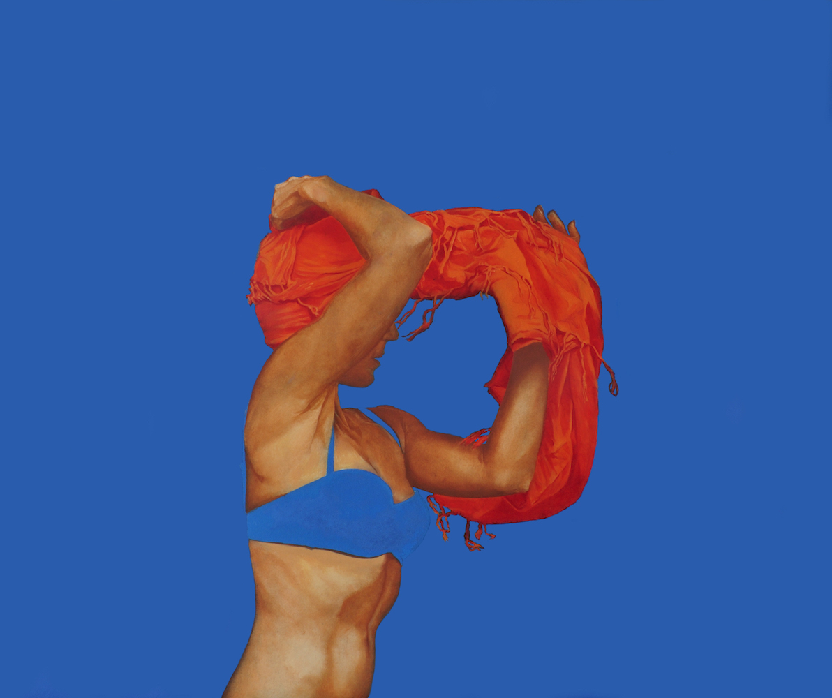 Ritmes-mocador vermell